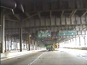 Pictures Of The George Washington Bridge Lower Level I 95