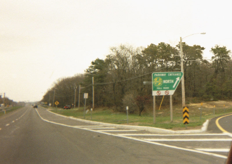 What Exit Is The Garden State Parkway Off New Jersey